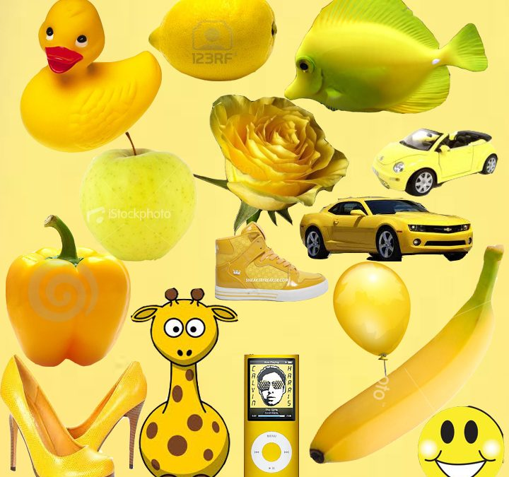 Friday Fun! yellow & perfect