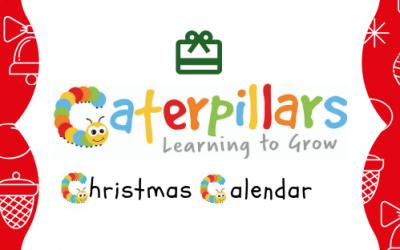 Friday Fun – Caterpillars Christmas Calendar
